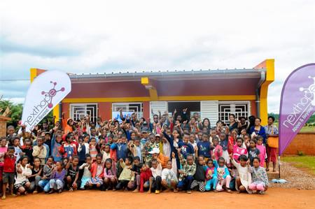 Ranarison Tsilavo, CEO de NextHope Madagascar investit dans l'amélioration de l'enseignement à Madagascar